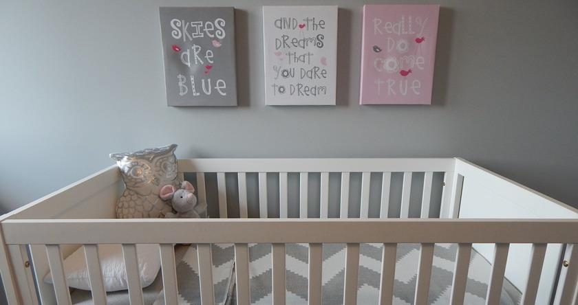 Kvalitetna soba za bebe uz male troškove