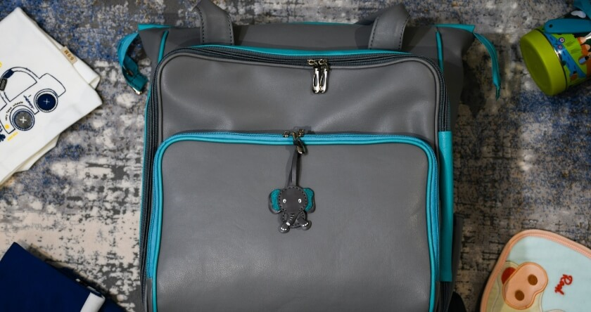 siva torba za porodilište