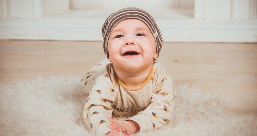 Vežbe za bebe – značaj fizičke aktivnosti kod beba